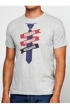 Мужская футболка с принтом Freelancer